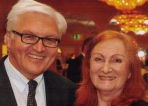 Valeska und Frank Walter Steinmeier
